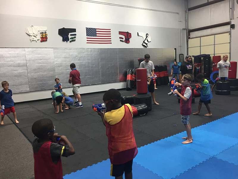 K4, Genova Family Karate Elgin SC