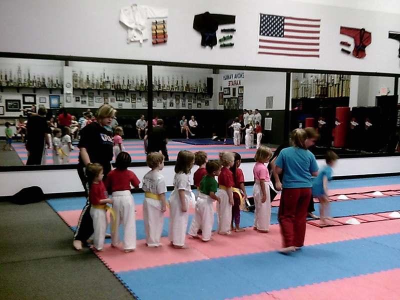 P4, Genova Family Karate Elgin SC