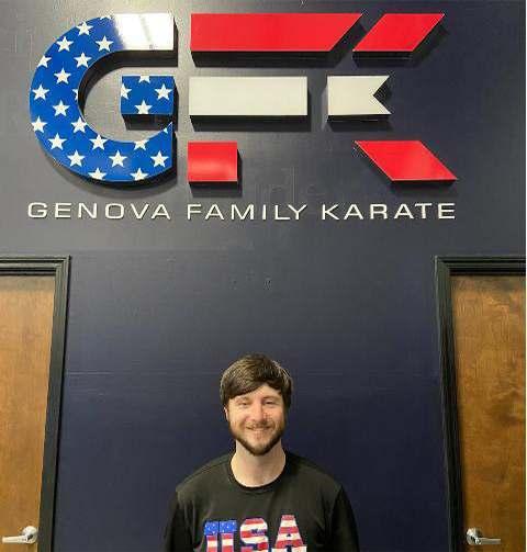Andrew Wagoner_Genova Family Karate Elgin
