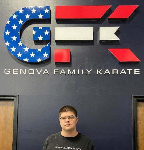 James Kelley_ Genova Family Karate Elgin