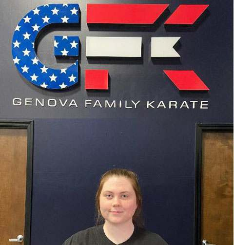 Kelly Duncan_Genova Family Karate Elgin