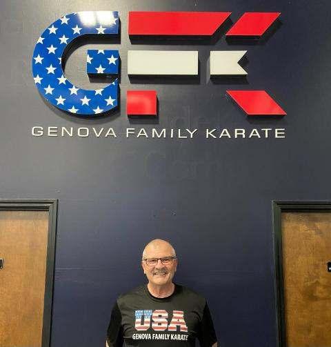 Mike Genova - Genova Family Karate Elgin